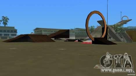Stunt Dock V2.0 para GTA Vice City tercera pantalla