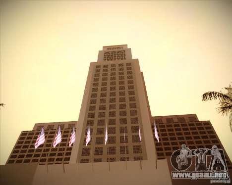 Nuevas texturas del pasillo de ciudad para GTA San Andreas tercera pantalla