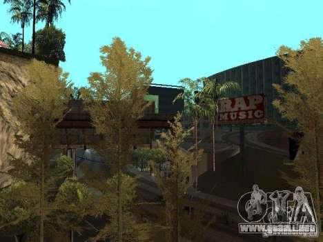 Rep cuarto v1 para GTA San Andreas tercera pantalla