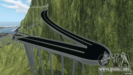 MG Downhill Map V1.0 [Beta] para GTA 4 quinta pantalla