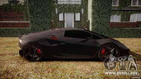 Lamborghini Sesto Elemento 2011 para GTA 4 left