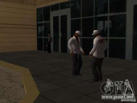 Hospitales de Oživlënie en Los Santos para GTA San Andreas