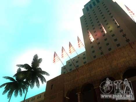 City Hall Los Angeles para GTA San Andreas quinta pantalla