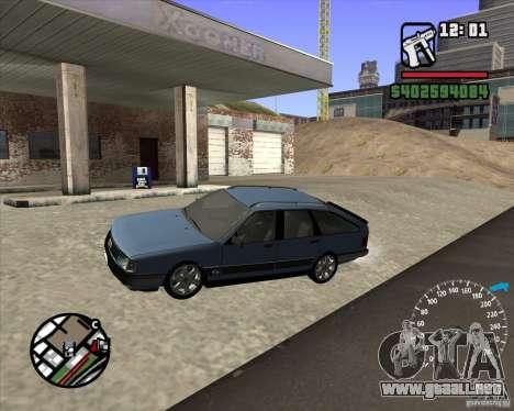 Audi 100 Avant para GTA San Andreas left