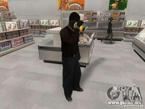 Reality GTA v2.0 para GTA San Andreas quinta pantalla