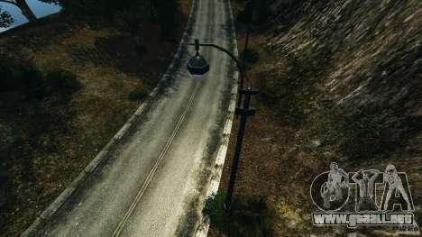 Codename Clockwork Mount v0.0.5 para GTA 4 sexto de pantalla