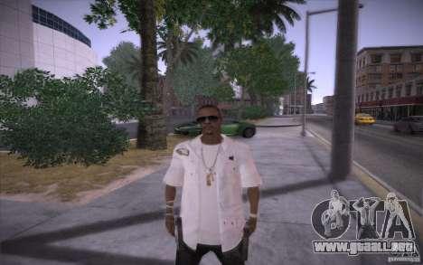 Mi configuración ENB v2 para GTA San Andreas quinta pantalla