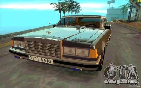 ZIL 41041 para GTA San Andreas left