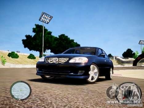 TOYOTA MARK II GRANDE HD para GTA 4