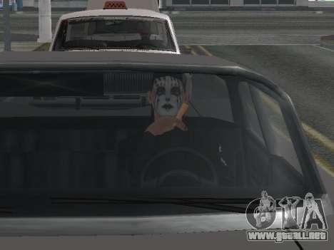Nuevos aspectos Grove Street para GTA San Andreas sucesivamente de pantalla