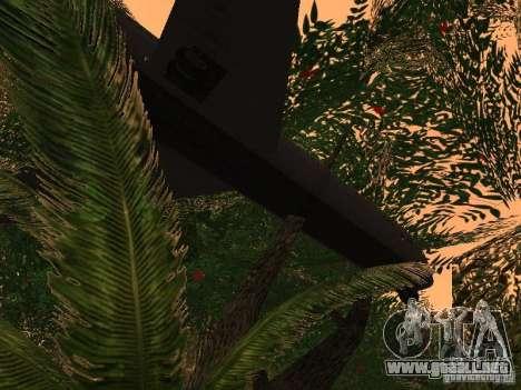 El misterio de las islas tropicales para GTA San Andreas sexta pantalla