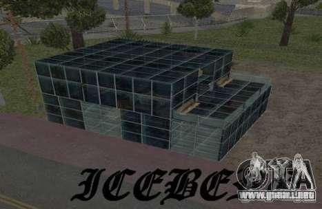 Casa de dos pisos para GTA San Andreas