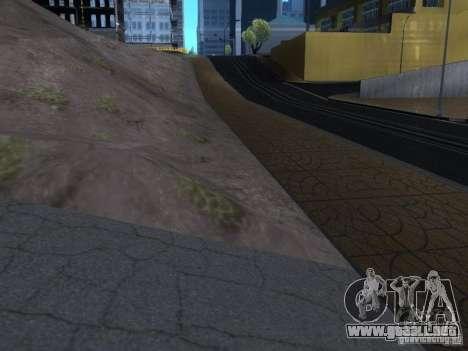 ENBSeries desde Rinzler para GTA San Andreas décimo de pantalla
