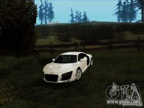 ENBSeries para GTA San Andreas décimo de pantalla