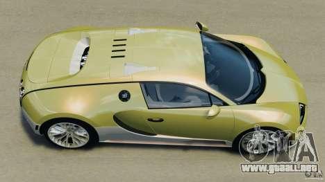 Bugatti Veyron 16.4 Super Sport 2011 v1.0 [EPM] para GTA 4 visión correcta