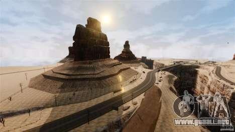 Ambush Canyon para GTA 4 twelth pantalla