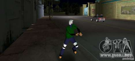 Gangnam Style para GTA Vice City sucesivamente de pantalla