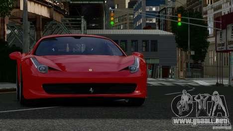 ENB by GTASeries v2.0 para GTA 4 adelante de pantalla
