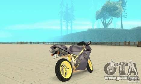 Ducati 916 para GTA San Andreas left