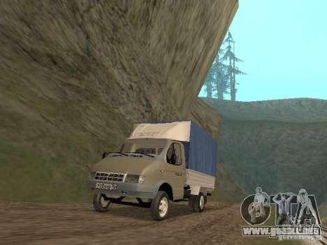 GAZ 3302 en 2001. para GTA San Andreas
