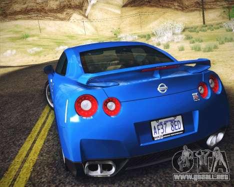 Realistic Graphics HD para GTA San Andreas quinta pantalla
