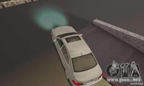Lámparas de color neón para GTA San Andreas