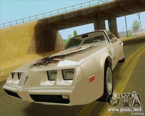New Playable ENB Series para GTA San Andreas séptima pantalla