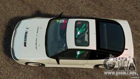 Nissan 240SX facelift Silvia S15 [RIV] para GTA 4 visión correcta