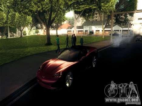 ENBSeries by muSHa para GTA San Andreas séptima pantalla