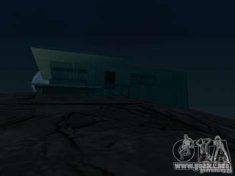 El misterio de las islas tropicales para GTA San Andreas décimo de pantalla