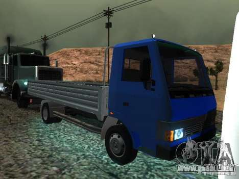 BASES de t-713 para visión interna GTA San Andreas