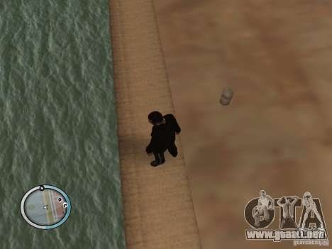 NEW GTA IV HUD 3 para GTA San Andreas