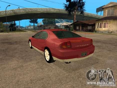 Dodge Intrepid para GTA San Andreas left