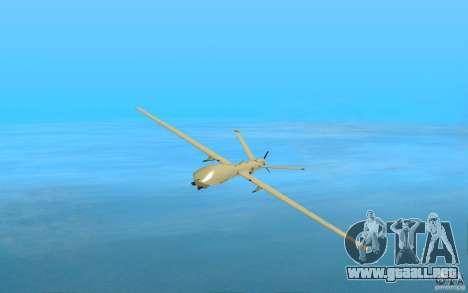 RQ9 Predator para GTA San Andreas