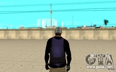 Bronik piel 5 para GTA San Andreas tercera pantalla