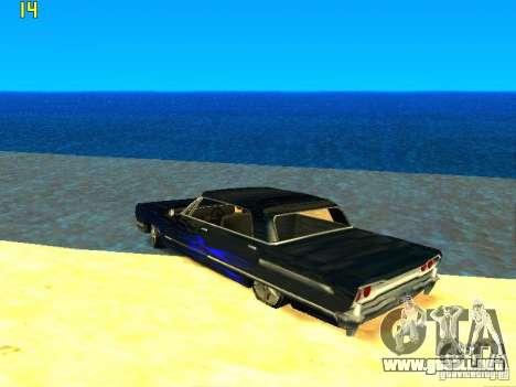 El nuevo gráfico de jeka_raper para GTA San Andreas séptima pantalla