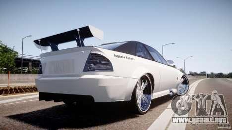 Sultan RS 3.0 para GTA 4 left