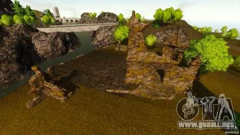 Countryside Mountains V para GTA 4 segundos de pantalla
