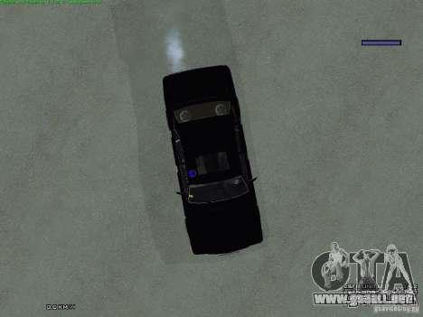 Volga FEDERAL para la visión correcta GTA San Andreas