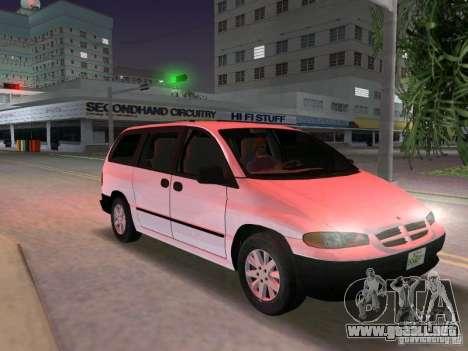 Dodge Grand Caravan para GTA Vice City