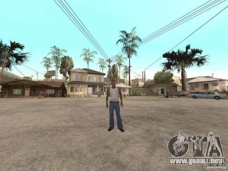 Awesome .IFP V3 para GTA San Andreas