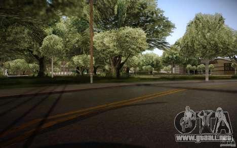 New Graphic by musha v2.0 para GTA San Andreas quinta pantalla