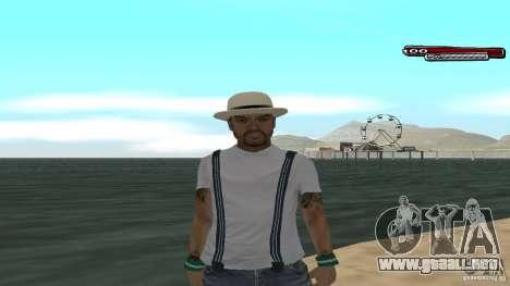 Skin Pack The Rifa Gang HD para GTA San Andreas undécima de pantalla