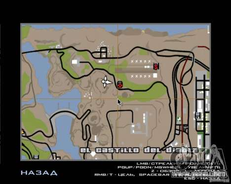 Vaquero duelo v2.0 para GTA San Andreas octavo de pantalla
