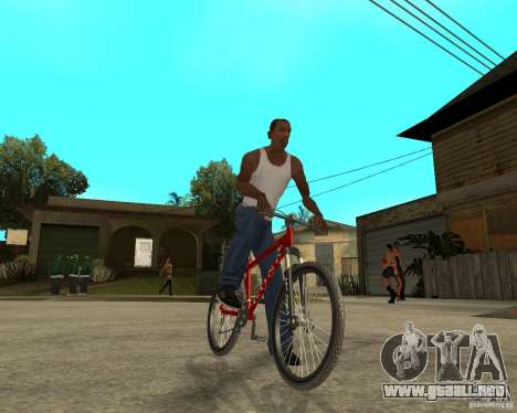 Kona Cowan 2005 para la visión correcta GTA San Andreas
