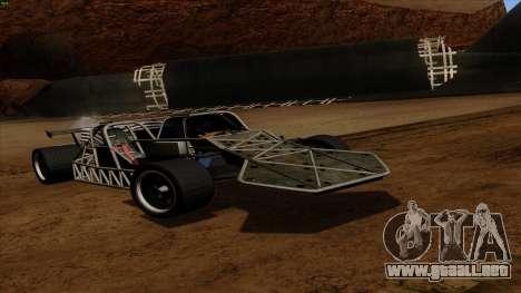 Tirón auto de Furious 6 para GTA San Andreas