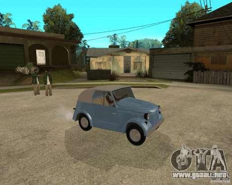 SMZ s-3A para la visión correcta GTA San Andreas