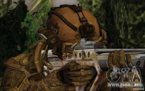 Tavor Tar-21 Steeldigital para GTA San Andreas tercera pantalla