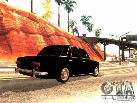 VAZ 2101 drenaje para la visión correcta GTA San Andreas