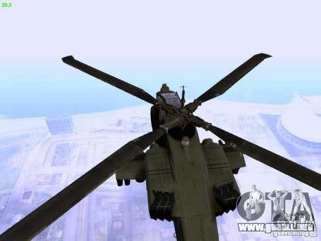 HD Hunter para visión interna GTA San Andreas